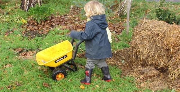 L'école du petit jardinier