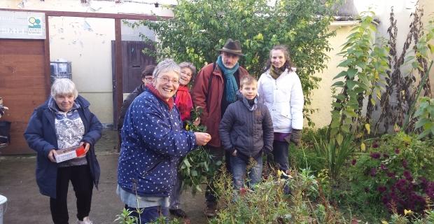 L'École des Jardiniers rencontre les Jardiniers de l'ilot Saint Gilles