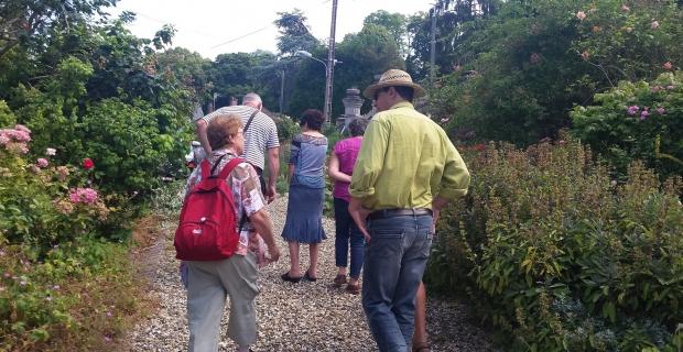 Retour sur une visite de jardins dans l'Oise